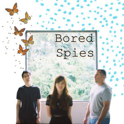 Bored SpiesJuffrie Friday