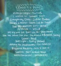 Emily T.'s Picks