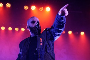 X Ambassadors by Andrea Stoica